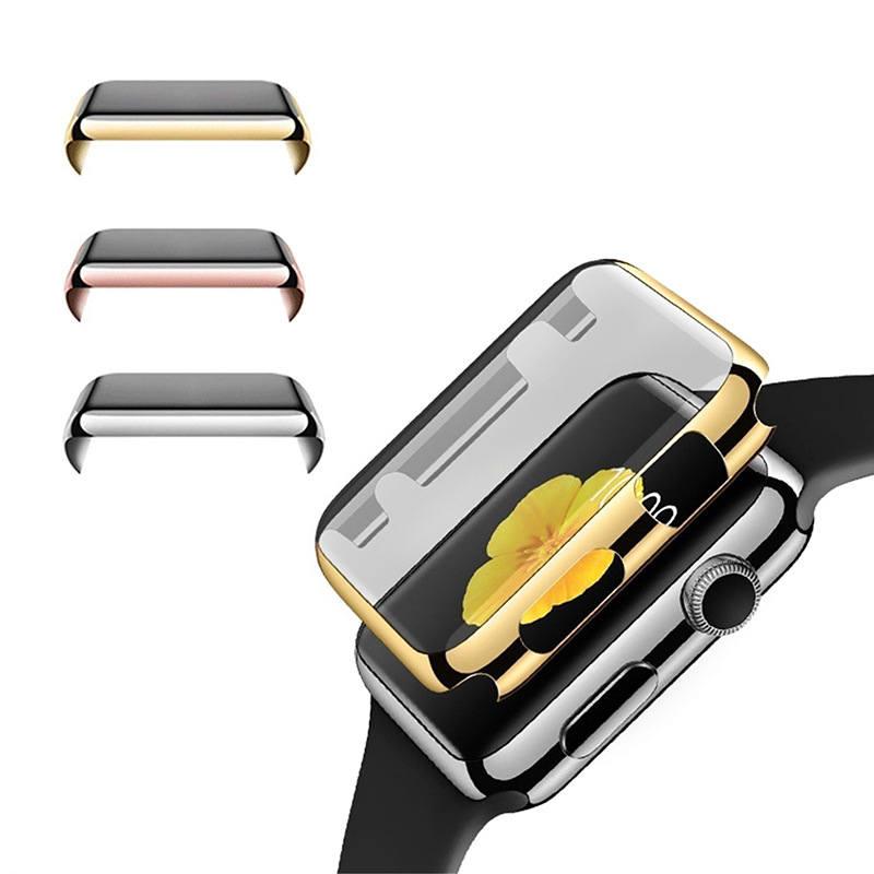 Luxury hard PC protective case for Apple Watch iwatch
