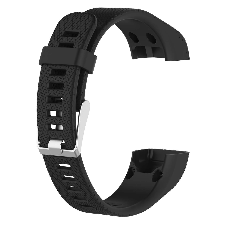 Black Watch Band for Garmin Approach x40