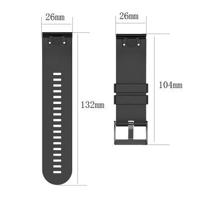 Garmin Fenix 5X plus band size length