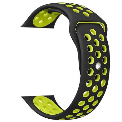Silicone Watch Band for Appl e iWatch