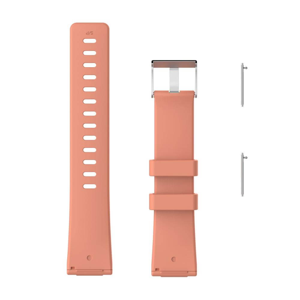 Peach-Smart-band-For-fitbit-versa-band-classic-style