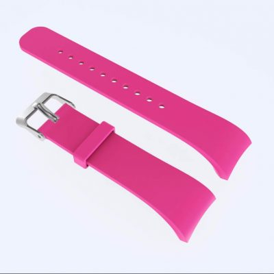 Pink Samsung Gear Fit 2 watch band replacement