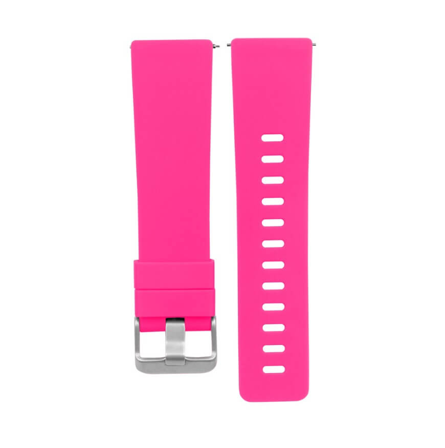 Pink-Smart-band-For-fitbit-versa-band-classic-style