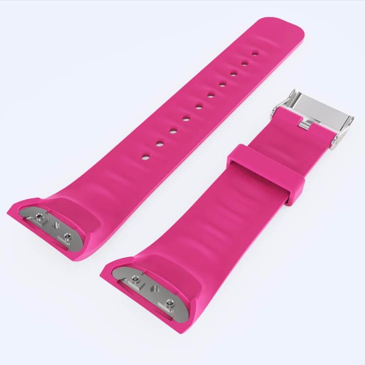 Pink Watch Strap for Samsung Gear Fit 2