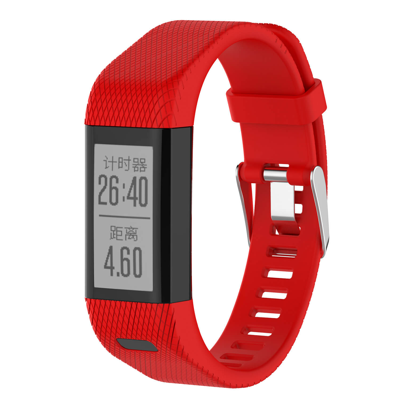 Red Replacement Band for Garmin vivosmart HR Plus