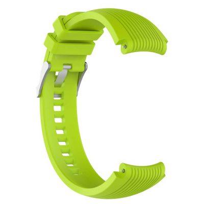 Samsung Gear S4 Classical band green