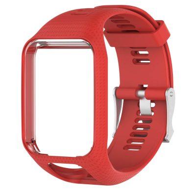 TomTom Runner 3 strap red
