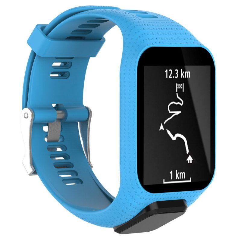 TomTom Watch Strap blue