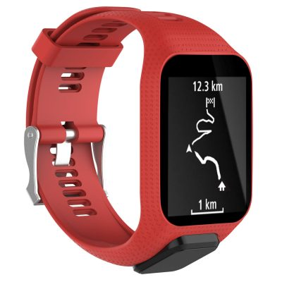 TomTom watch band Red