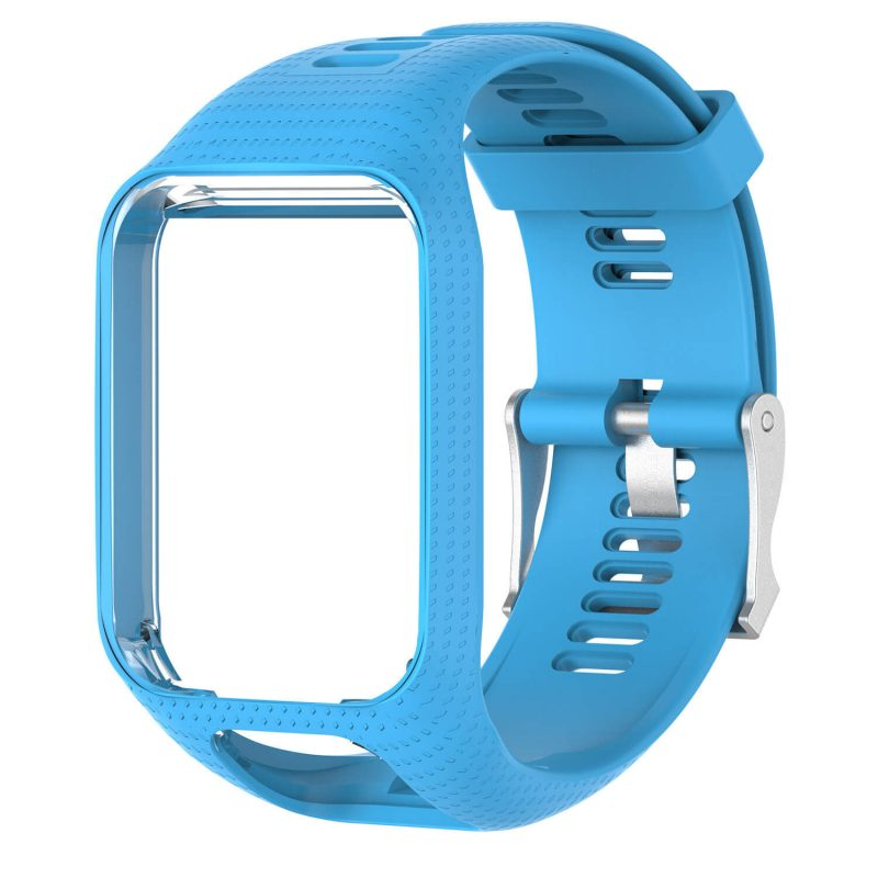 TomTom watch band blue