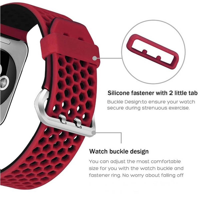 apple iwatch bands for Nike Sport band
