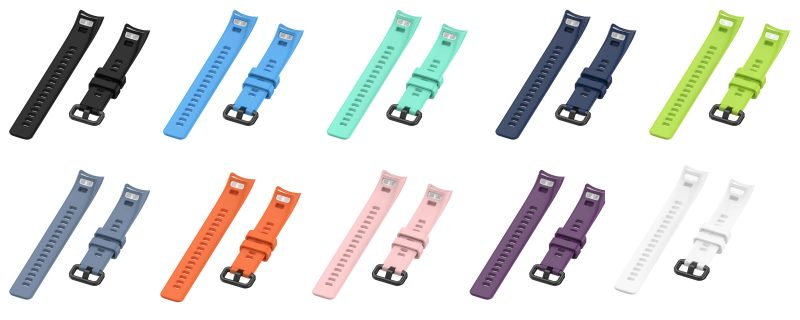 colorful Huawei 3 4 honor band straps