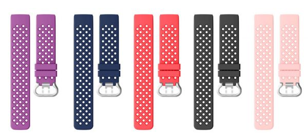 colorful watch band for fitbit charge 3