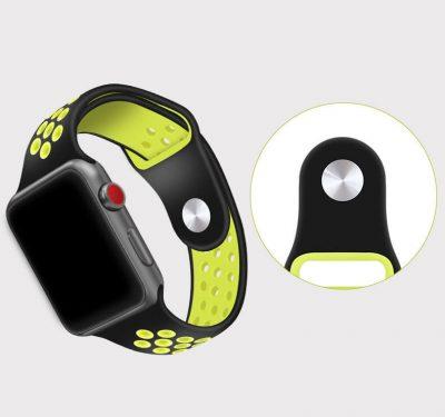 custom Nike sport band for Apple watch straps