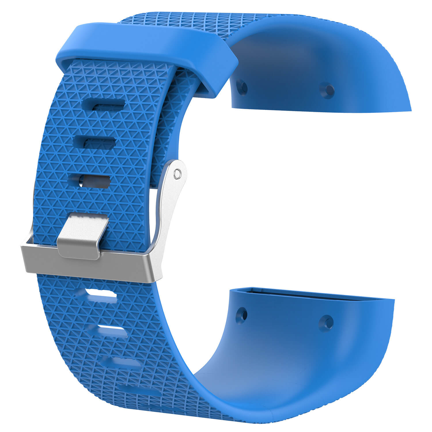 fitbit surge band replacement blue