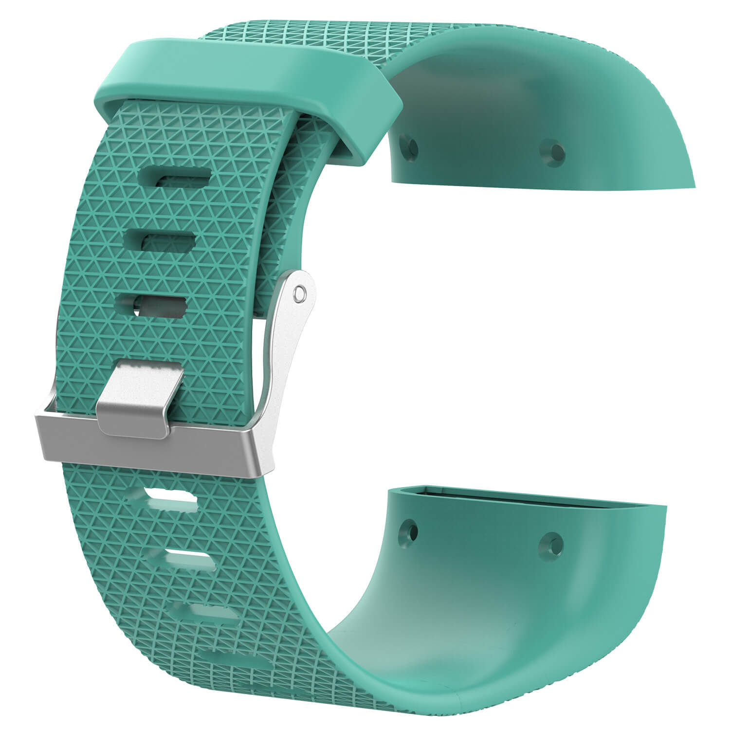 fitbit surge band replacement green