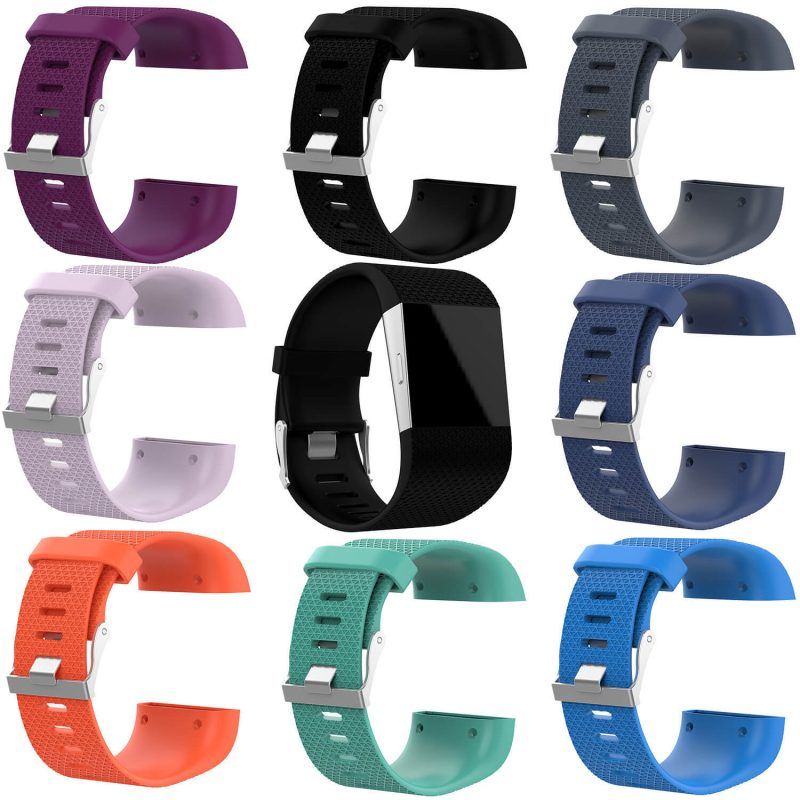 fitbit surge replacement band factory