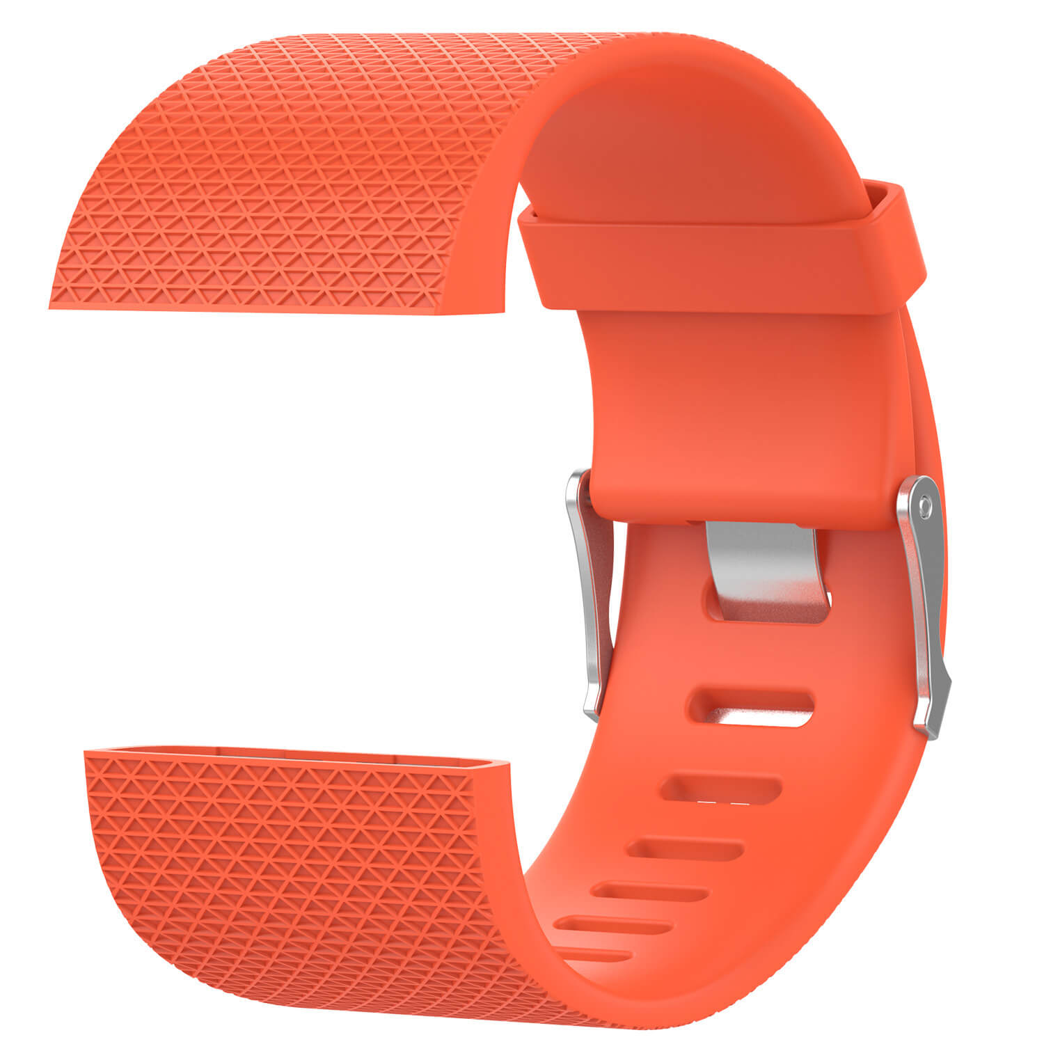 fitbit surge replacement band orange