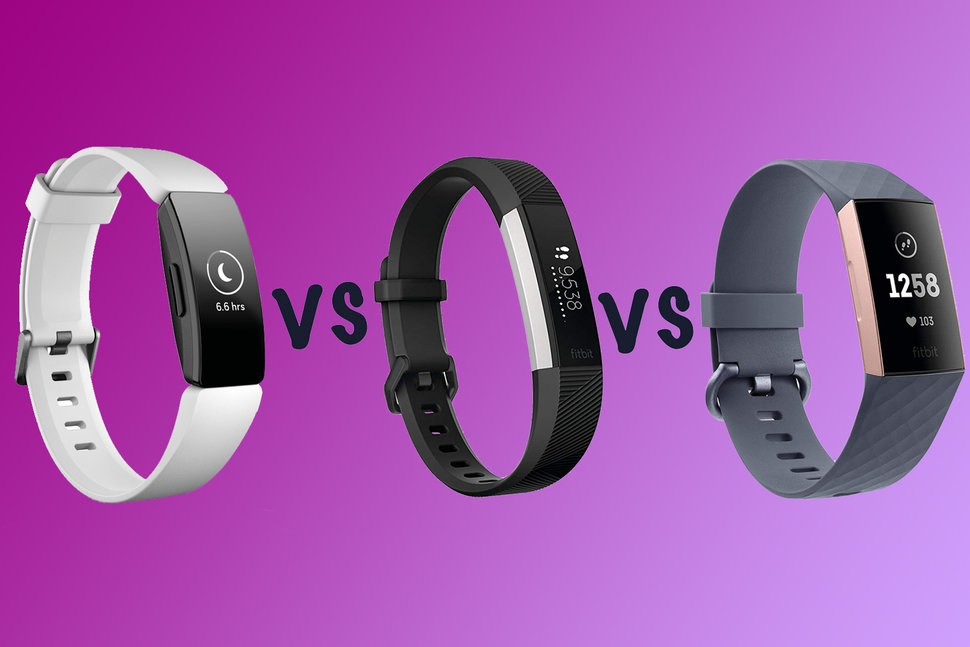 fitness trackers vs fitbit alta hr vs charge 3 whats the difference