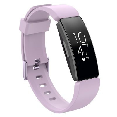 lilac replacement watch band for Fitbit Inspire