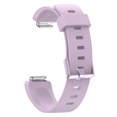 lilac replacement watch band for Fitbit Inspire back