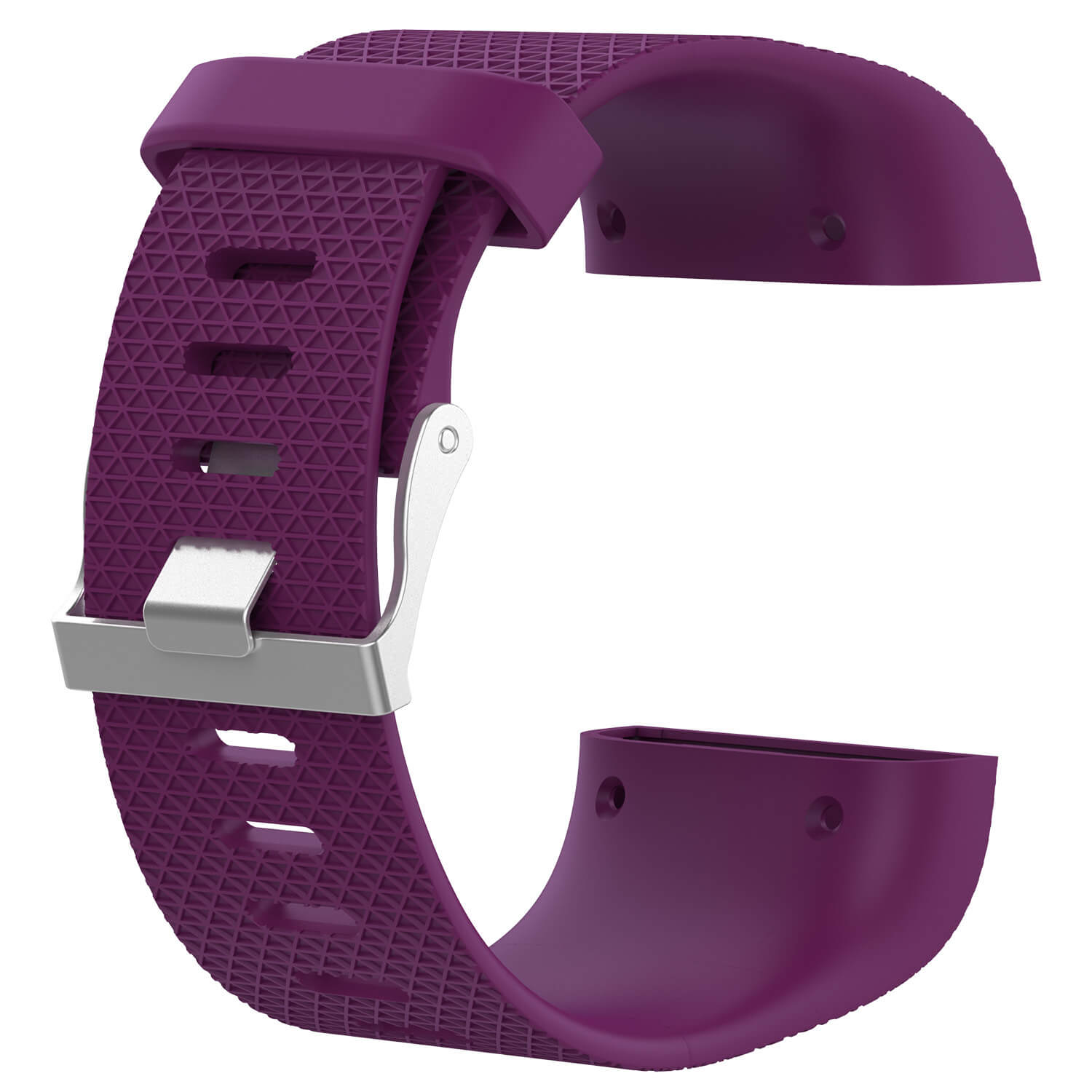plastic band for fitbit surge smart band