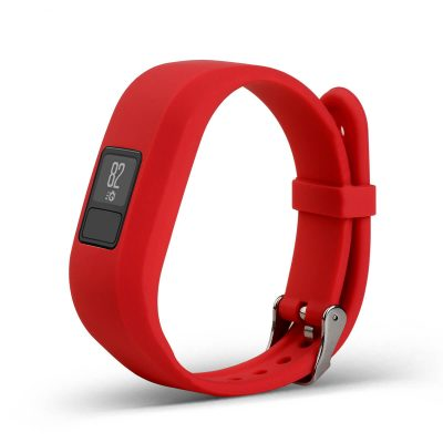 replacement red strap for garmin vivofit 3 wristband