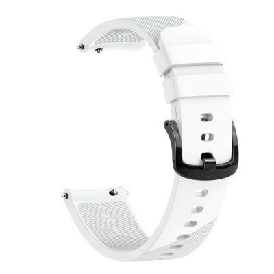 replacement waterproof watch strap for Garmin sport watch white
