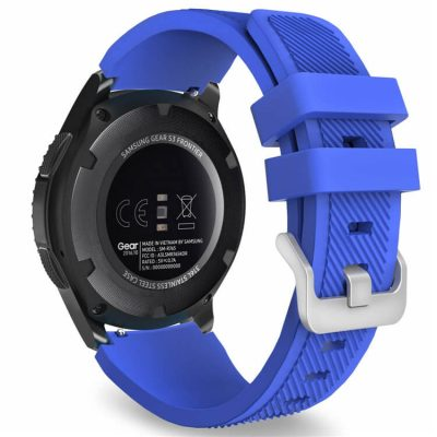 samsung gear s3 bands blue