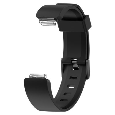 silicon strap for Fitbit Inspire smart band black back