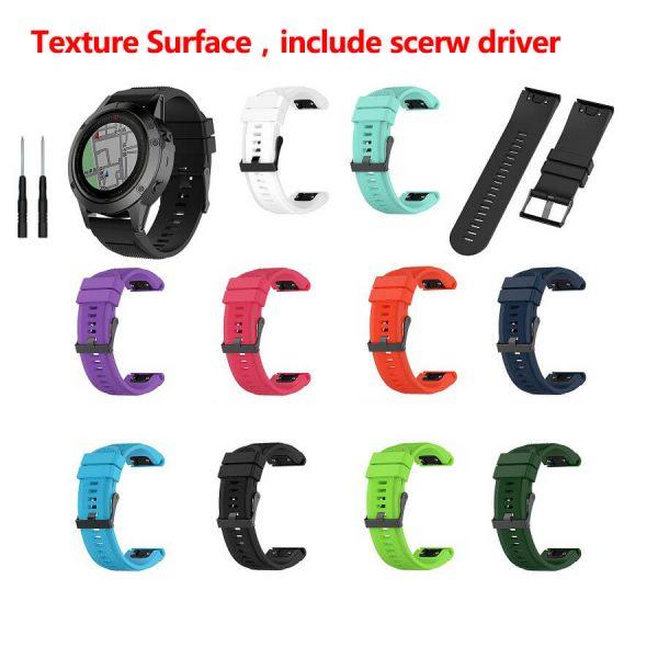 texture-surface-garmin-fenix-5-plus-strap