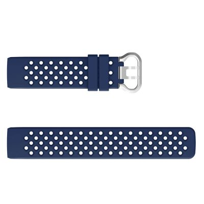 watch band for fitbit charge 3 blue expand