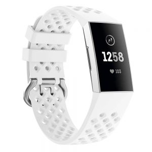 watch band for fitbit charge 3 white