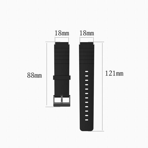 Xiaomi MI watch band size
