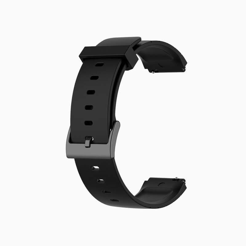 black mi watch strap