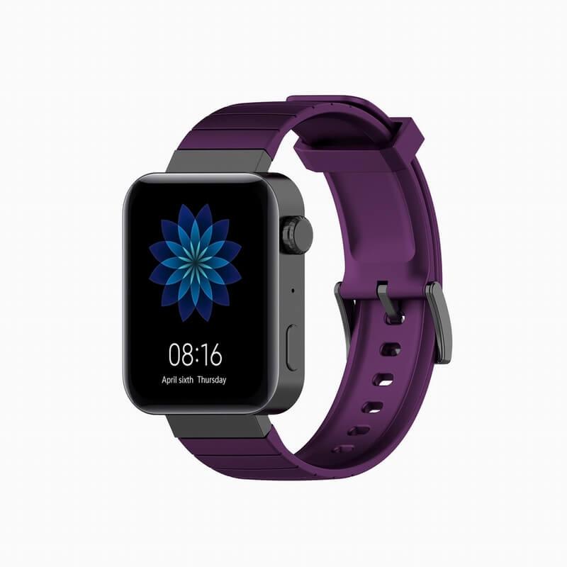 purple watch band for xiaomi mi watch