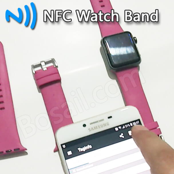 NFC 213 Tag Apple watch band strap replacement