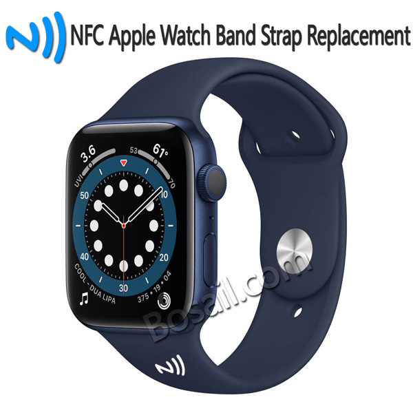 NFC Tag Apple watch band strap replacement