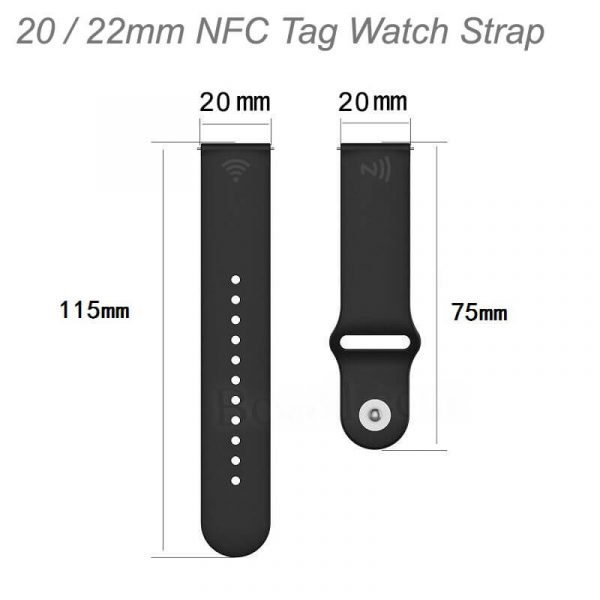 20mm-NFC-Tags-Watch-Band-Size