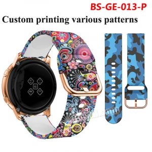 silicone rubber watch strap factory