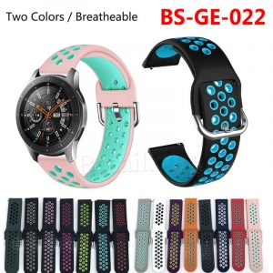 22mm silicone watch straps factory
