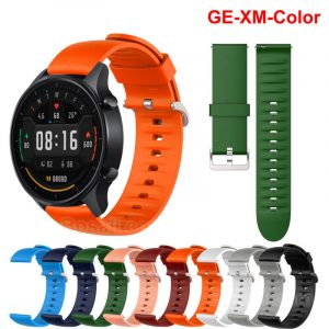 20mm 22mm Xiaomi Color Watch Band Strap