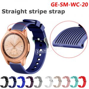 20mm Width Watch Band Strap for Galaxy Gear S4 42mm Watch