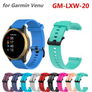 20mm silicone rubber watch strap manufacturer