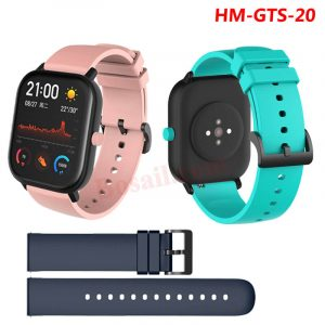 20mm Watch Band Strap for Amazfit Smart Watch