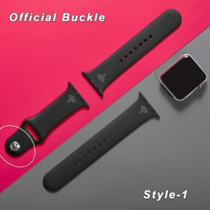 official-buckle-NFC-Tag-Apple-Watch-Band-Strap