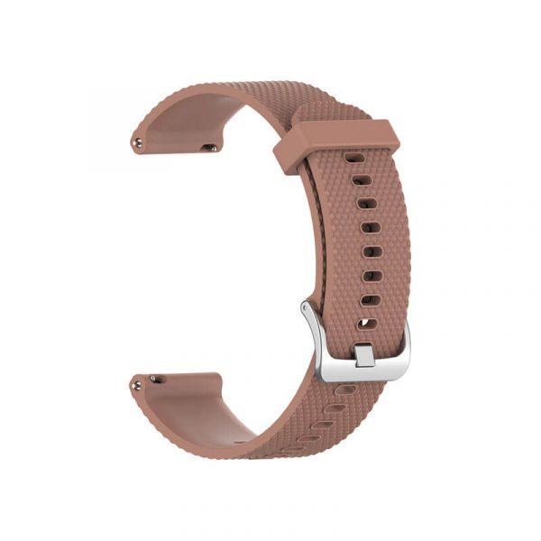 20mm Garmin Venu Brown Watch Strap
