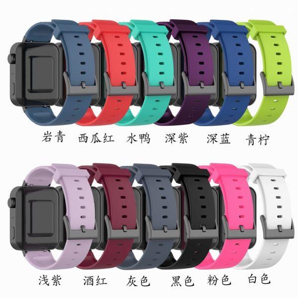 18mm Xiao MI Convex watch band
