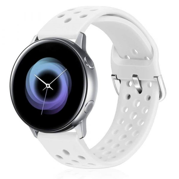20mm-22mm-Silicone-band-for-Huawei-Watch-GT-2-Samsung-Galaxy-gear-s3-Amazfit-Bip-Smart-watch-band