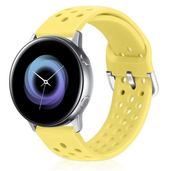 20mm-22mm-Silicone-band-for-Huawei-Withings-Samsung-Galaxy-gear-s3-Amazfit-Bip-Smart-watch-replacement